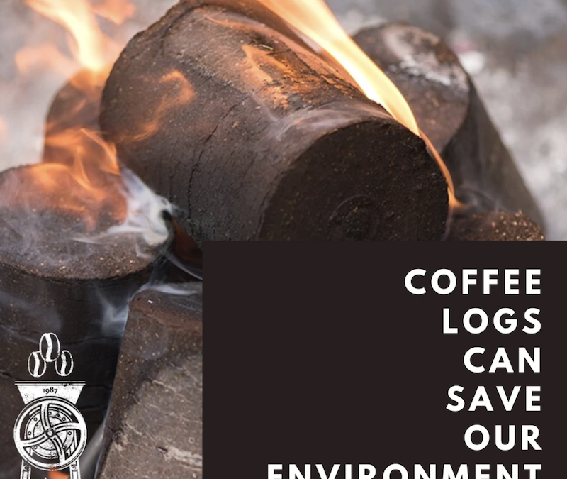 How Coffee Logs Can Save Our Environment