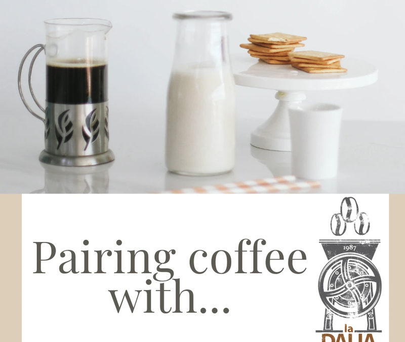 Pairing Coffee With…