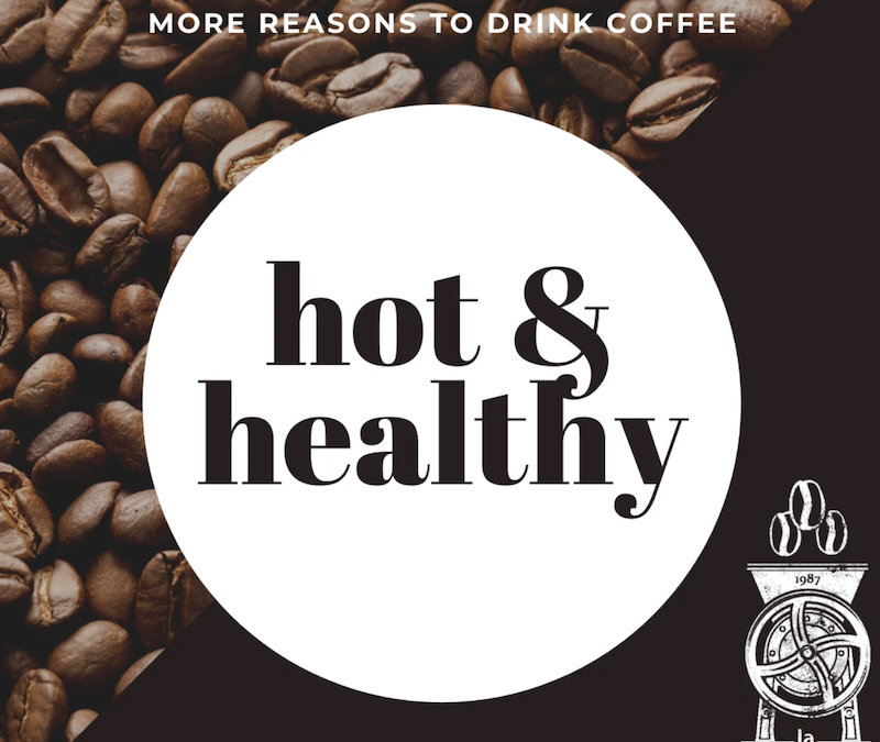 Top Health Benefits of Drinking Coffee